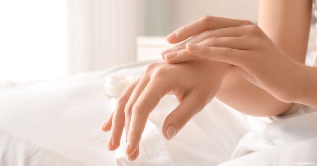 اسباب حكة اصابع اليد