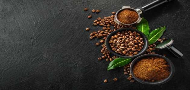 فوائد القهوة السوداء وانواعها